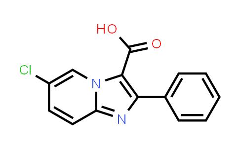 220465-51-0   6-Chloro-2-phenylimidazo[1,2-a]pyridine-3-carboxylic acid