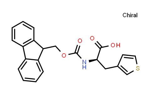 220497-90-5 | (R)-2-((((9H-Fluoren-9-yl)methoxy)carbonyl)amino)-3-(thiophen-3-yl)propanoic acid
