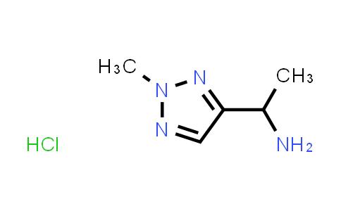 2205015-93-4 | 1-(2-Methyl-2H-1,2,3-triazol-4-yl)ethanamine hydrochloride