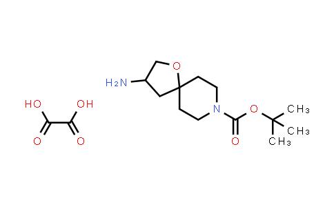 2205334-86-5 | tert-Butyl 3-amino-1-oxa-8-azaspiro[4.5]decane-8-carboxylate oxalate
