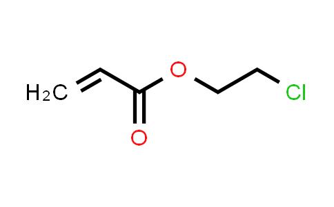 2206-89-5   2-Chloroethyl acrylate