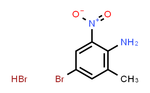 2206567-73-7 | 4-Bromo-2-methyl-6-nitroaniline hydrobromide