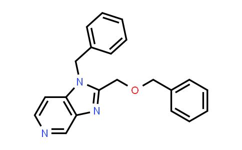 2206568-43-4 | 1-Benzyl-2-((benzyloxy)methyl)-1H-imidazo[4,5-c]pyridine