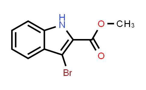 220664-31-3   Methyl 3-bromo-1H-indole-2-carboxylate
