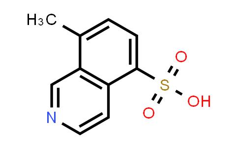 2206813-47-8 | 8-Methylisoquinoline-5-sulfonic acid