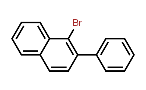 22082-93-5 | 1-Bromo-2-phenylnaphthalene