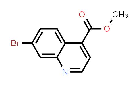 220844-76-8   Methyl 7-bromoquinoline-4-carboxylate