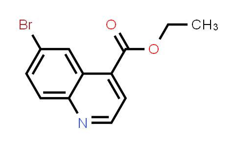 220844-77-9 | Ethyl 6-bromoquinoline-4-carboxylate