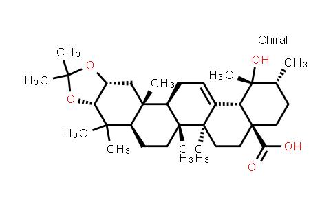 220880-90-0 | 2,3-O-Isopropylidenyl euscaphic acid