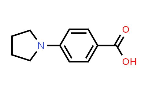 22090-27-3   4-(Pyrrolidin-1-yl)benzoic acid