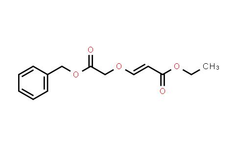 2209612-25-7   (E)-Ethyl 3-(2-(benzyloxy)-2-oxoethoxy)acrylate