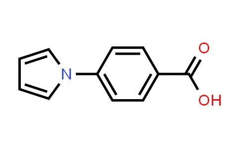 22106-33-8   4-(1H-Pyrrol-1-yl)benzoic acid