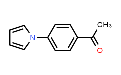 22106-37-2   1-[4-(1H-pyrrol-1-yl)phenyl]ethanone
