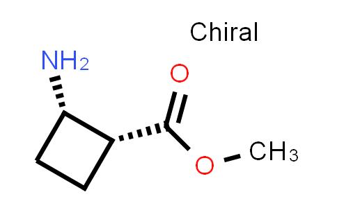 221158-94-7   Methyl (1R,2S)-2-aminocyclobutane-1-carboxylate