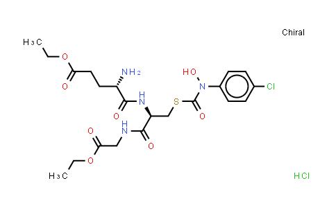 221174-32-9 | Glycine, L-γ-glutamyl-S-[[(4-chlorophenyl)hydroxyamino]carbonyl]-L-cysteinyl-, diethyl ester, monohydrochloride (9CI)