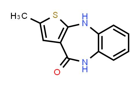 221176-49-4 | 5,10-Dihydro-2-methyl-4H-thieno[2,3-b][1,5]benzodiazepin-4-one