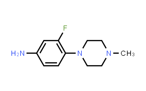 221198-99-8   3-Fluoro-4-(4-methylpiperazin-1-yl)aniline