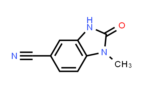 221290-16-0 | 2,3-Dihydro-1-methyl-2-oxo-1H-benzimidazole-5-carbonitrile