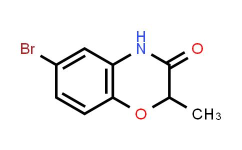 221311-16-6 | 6-Bromo-2-methyl-2H-benzo[b][1,4]oxazin-3(4H)-one