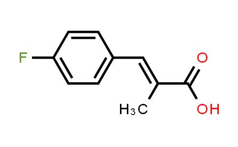 22138-72-3 | (E)-3-(4-Fluorophenyl)-2-methylacrylic acid