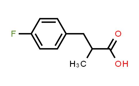 22138-73-4 | 3-(4-Fluorophenyl)-2-methylpropanoic acid