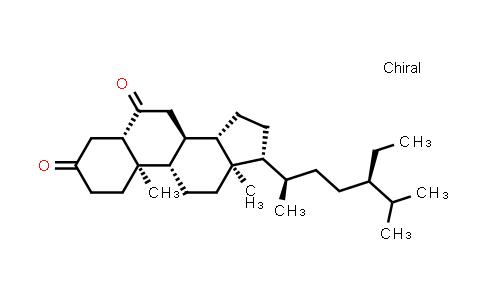 22149-69-5 | 5alpha-Stigmastane-3,6-dione