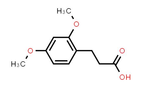 22174-29-4   3-(2,4-Dimethoxyphenyl)propanoic acid