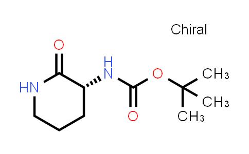 221874-51-7 | (R)-tert-Butyl 2-oxopiperidin-3-ylcarbamate
