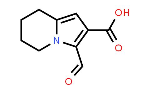 2219380-04-6   3-Formyl-5,6,7,8-tetrahydroindolizine-2-carboxylic acid