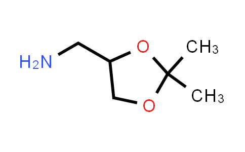 22195-47-7 | (2,2-Dimethyl-1,3-dioxolan-4-yl)methanamine