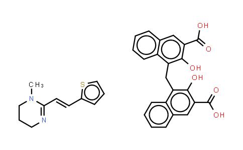 22204-24-6 | Pyrantel (pamoate)