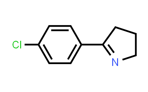 22217-78-3   5-(4-Chlorophenyl)-3,4-dihydro-2H-pyrrole