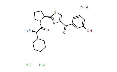 2222354-03-0 | (S)-2-Amino-2-cyclohexyl-1-((S)-2-(4-(3-hydroxybenzoyl)thiazol-2-yl)pyrrolidin-1-yl)ethan-1-one dihydrochloride