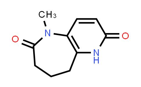 2222856-58-6 | 5-Methyl-8,9-dihydro-1H-pyrido[3,2-b]azepine-2,6(5H,7H)-dione