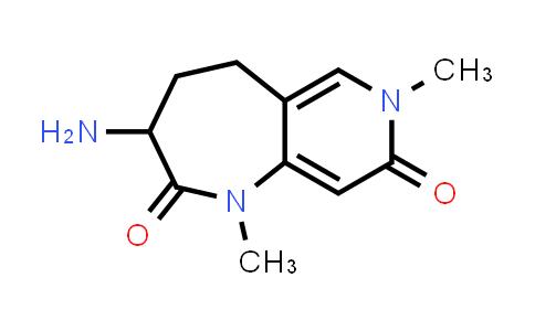 2222856-80-4 | 3-Amino-1,7-dimethyl-4,5-dihydro-1H-pyrido[4,3-b]azepine-2,8(3H,7H)-dione