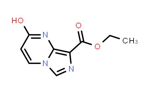 222292-69-5 | Ethyl 2-hydroxyimidazo[1,5-a]pyrimidine-8-carboxylate