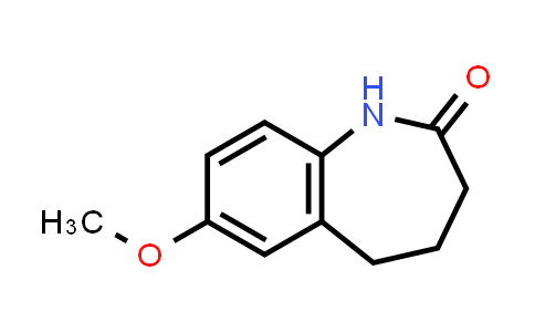 22245-89-2   2H-1-Benzazepin-2-one, 1,3,4,5-tetrahydro-7-methoxy-