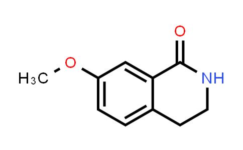 22246-04-4   7-Methoxy-3,4-dihydroisoquinolin-1(2H)-one