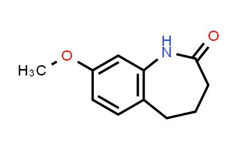 22246-83-9   2H-1-Benzazepin-2-one, 1,3,4,5-tetrahydro-8-methoxy-