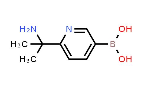 2225180-57-2   (6-(2-Aminopropan-2-yl)pyridin-3-yl)boronic acid