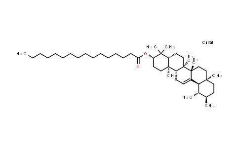 22255-10-3   Urs-12-en-3-ol, hexadecanoate, (3β)-