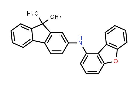 2225845-23-6 | N-(9,9-Dimethyl-9H-fluoren-2-yl)dibenzo[b,d]furan-1-amine