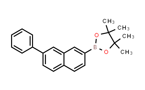 2226451-93-8   4,4,5,5-Tetramethyl-2-(7-phenylnaphthalen-2-yl)-1,3,2-dioxaborolane
