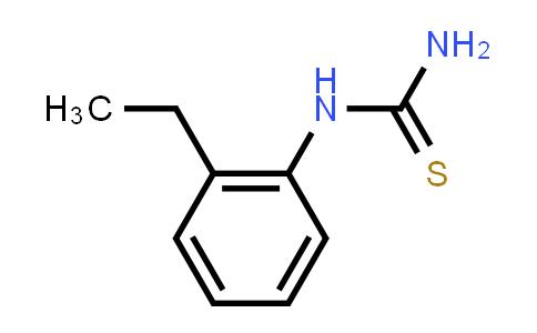 22265-77-6   N-(2-Ethylphenyl)thiourea