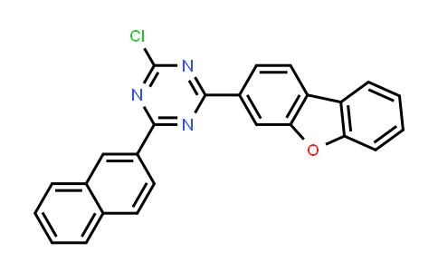 2226747-69-7   2-Chloro-4-(dibenzo[b,d]furan-3-yl)-6-(naphthalen-2-yl)-1,3,5-triazine