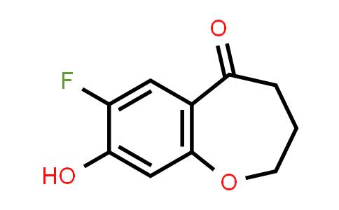2226905-06-0 | 7-Fluoro-8-hydroxy-3,4-dihydrobenzo[b]oxepin-5(2H)-one