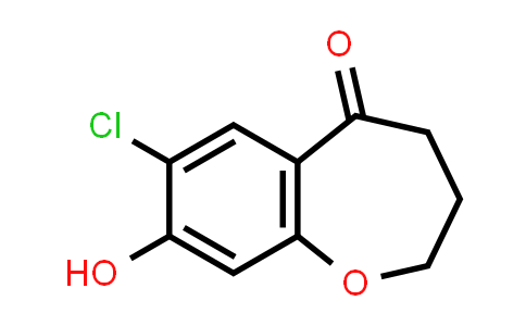 2226905-12-8 | 7-Chloro-8-hydroxy-3,4-dihydrobenzo[b]oxepin-5(2H)-one