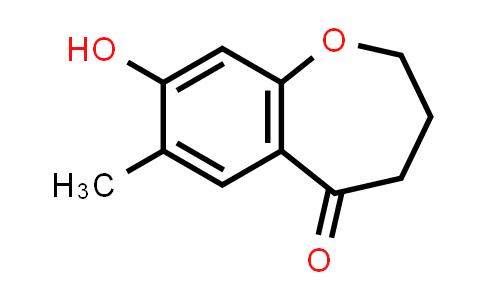 2226905-18-4 | 8-Hydroxy-7-methyl-3,4-dihydrobenzo[b]oxepin-5(2H)-one