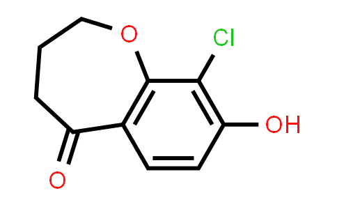 2226905-29-7   9-Chloro-8-hydroxy-3,4-dihydrobenzo[b]oxepin-5(2H)-one