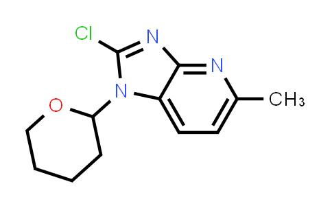 2227133-04-0   2-Chloro-5-methyl-1-(tetrahydro-2H-pyran-2-yl)-1H-imidazo[4,5-b]pyridine